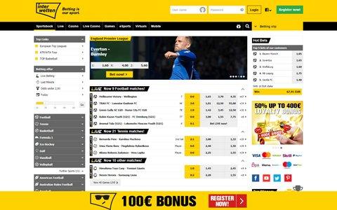 website interwetten